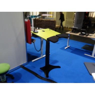 DL12 Vienas kolonnas galds