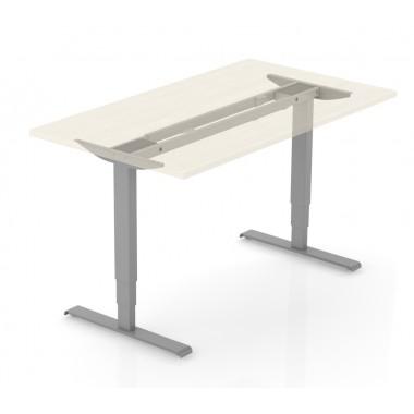 DL16 PIEZO - Premium elektriski augstāma regulējams galda rāmis