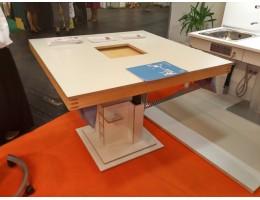 Regulējams Novusa galds / Ēdgamgalds