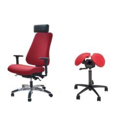 Ergonomiski krēsli