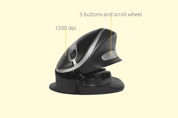 oyster mouse wireless ergonomic vertical mouse 1467816990